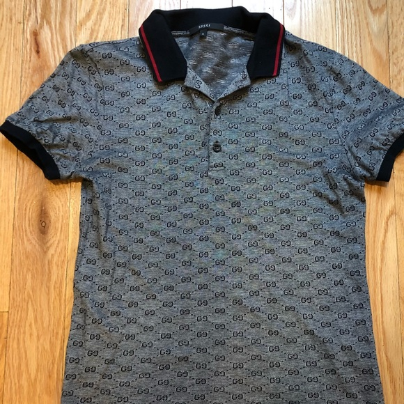 c2c32bbe2730 Gucci Shirts   Authentic Used Classic Polo Mens Size Small   Poshmark
